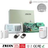 Alarme de cambrioleur sans fil de garantie à la maison de PSTN de GM/M avec le SMS