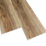 Plancher en PVC de 5,5 mm pour la décoration d'accueil