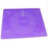 L'impression de l'isolation silicone échelle Four Mats Pad