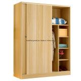 جديدة خشبيّة ميلامين لوح خزانة ثوب لأنّ غرفة نوم