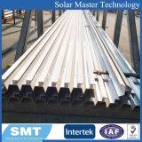솔기 지붕 장착 브래킷 시스템을%s 알루미늄 L 발