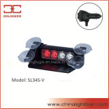 TIR 4W LED Windshield Warning Light (SL34S-V)