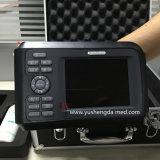 Machine vétérinaire d'ultrason de scanner d'ultrason de Palmtop d'équipement médical de la CE