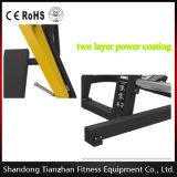 Equipo cargado placa de la aptitud/prensa china del fabricante/de par en par del pecho