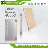 4000mAh Smartphone Banco de potencia de salida doble