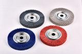 Spazzola industriale personalizzata della rotella di spazzola per Wb5 di lucidatura di sbavatura