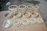 단단한 타이어 압박 기계, Tp160 모든 부속품을%s 가진 단단한 타이어 압박 기계