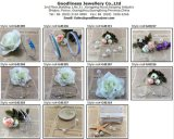 Высокое качество и СЭП Продажи серебра 3A CZ серебряных украшений Star Earring покрытие (E6715)
