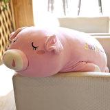 Giù giocattolo del maiale farcito cotone molle per il distributore del bambino