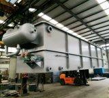 Il trattamento di acqua di scarico industriale ha avanzato la macchina dissolta di flottazione dell'aria per il trattamento di acque luride