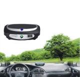 Acessórios para automóvel Purificador de ar de carro iónico com sanitizante UV