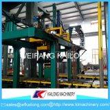 Qualitäts-automatischer grüner Sand-formenzeile für Gießerei-Roheisen-Stahl
