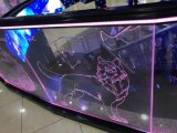 De grote Graveur die van het Glas van de Grootte de BinnenMachine van de Gravure van de Laser van het Kristal merken