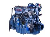 Weifang Wide Body Dump Truck Engine with Low Price