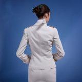 Stewardess авиакомпании высокого качества цвета женщин костюм платья чисто равномерный