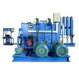 Centrale idroelettrica del grande totalizzatore idraulico di formato