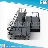 Schule Event Stage Fold herauf Stage Portable Folding Stage