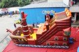 De commerciële Opblaasbare Dia Chsl648 van het Schip van de Piraat Bouncy