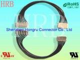 Harnais de câble de qualité avec le connecteur de Rast