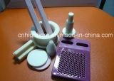 Piezas de cerámica del alúmina de la materia textil Al2O3