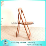 Mobilia di bambù del bambù della presidenza di piegatura della presidenza del compensato di bambù
