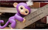 De slimme Aap van de Vinger van het Stuk speelgoed van de Baby van het Huisdier van Intelligentelectronic van de Gift van Kerstmis