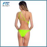 De vrouwen rijpen Zwempak van de Bikini van Swimwear van de Bikini van de Manier het Hete