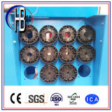 2 Zoll-heißer Verkauffinn-Energien-hydraulischer Schlauch-quetschverbindenmaschine