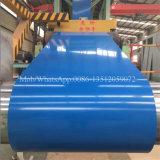 PPGI bobine en acier galvanisé prélaqué