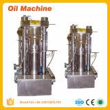 L'huile prix d'usine pressoir à huile hydraulique en appuyant sur la machine