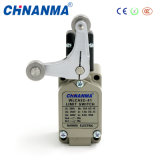 Tipo &Double interruptor do circuito do atuador superior do rolo de limite do escudo da liga de alumínio