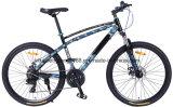 bicicleta azul e branca de 26inch da porcelana do frame de montanha