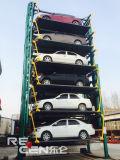 Vertikales DrehParkplatz-Selbstparken-System des parken-Systerm/8 für die Limousine (wahlweise freigestellt für SUV)