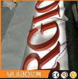 Segno posteriore di costruzione di illuminazione di Lit LED