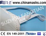 Non-Woven使い捨て可能なマスクの機密保護の塵マスク