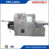 Машина CNC Auatomatic при задняя сторона подавая в вале