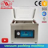 Máquina de embalaje vacío de una sola cámara con función de relleno de nitrógeno