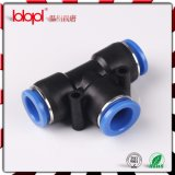 이음쇠 Automatic Straight, PU Connector, Plastic Material 및 Union Type Straight Connector