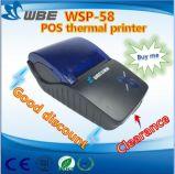 Impressora térmica de 58mm com interface RS232 / infravermelho