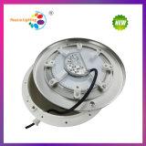 Facile installer la lumière de syndicat de prix ferme enfoncée par DEL de 304 solides solubles conçue pour des piscines