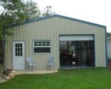 Venda a quente de aço leve Prefab House (QDGM-0301)