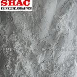 Le réaménagement des effectifs de la poudre d'alumine blanc fondu