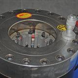 Aufbau-Stahlrohr, das automatische Falz-Maschine verstemmt