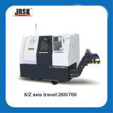 Taiwan-Drehkopf-Typ CNC-Drehbank-Maschine
