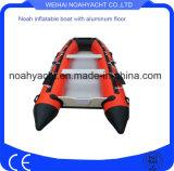Bateau gonflable fait à l'usine de /Fishing de bateau/bateau/bateau tendre à vendre