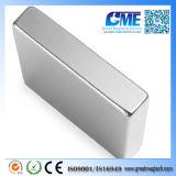 Magneet van het Blok van het Neodymium van de zeldzame aarde N35sh de Grote