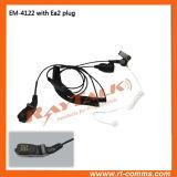 Kit de surveillance de la sécurité de l'écouteur Tube acoustique pour EADS TPH700