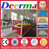 PVC天井板のプロフィール機械/放出ライン