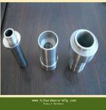 Selbstersatzteile CNC bearbeitete Teil-Edelstahl-Polnisches Customed maschinell