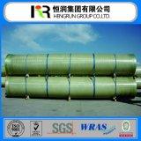 Tubo de plástico reforzado con fibra, al por mayor directa de fábrica DN100-DN4000 Tubo de fibra de vidrio.